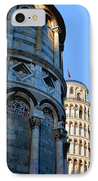 Pisa Tower IPhone Case by Ivete Basso Photography