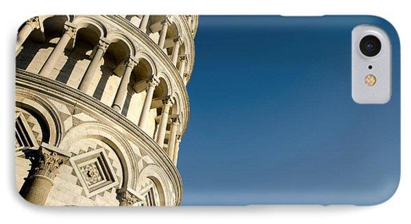 Pisa Tower Phone Case by Mats Silvan