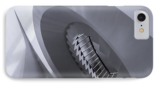 IPhone Case featuring the photograph Pitch Perfect - Abstract by Steven Milner