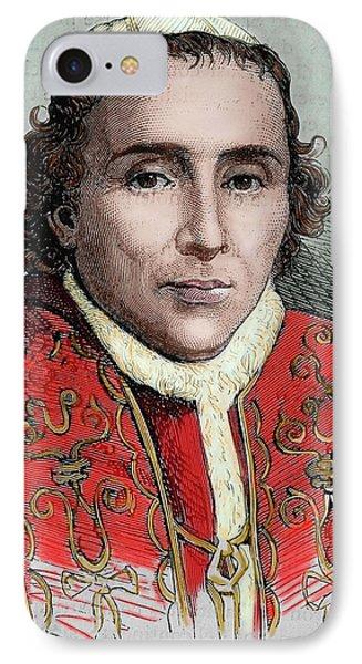 Pius Vii (1740-1829 IPhone Case by Prisma Archivo