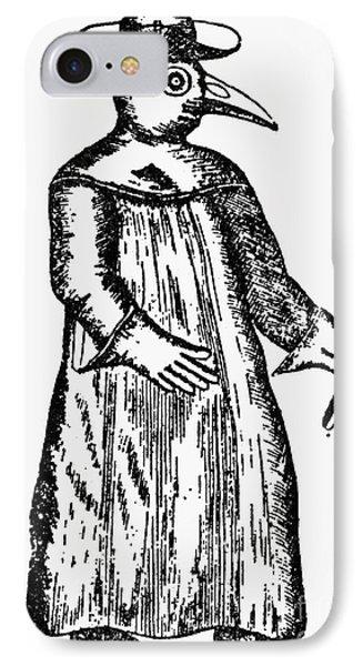 Plague Costume, 1720 Phone Case by Granger