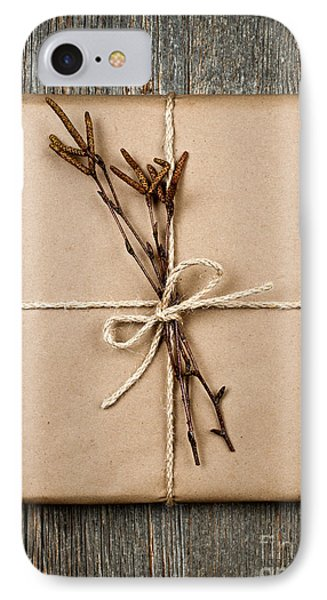 Plain Gift With Natural Decorations IPhone Case by Elena Elisseeva