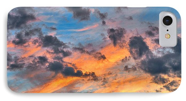 Plainsboro Sunset IPhone Case