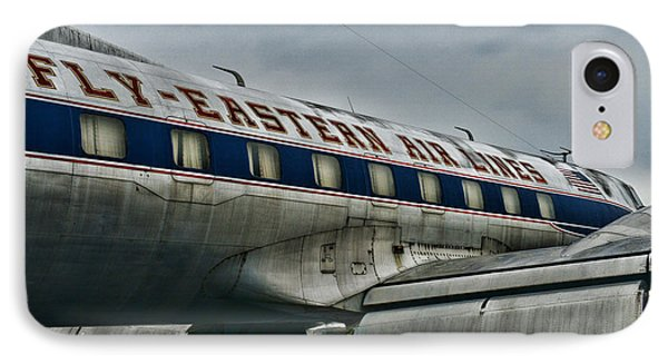 Plane Fly Eastern Air Lines Phone Case by Paul Ward