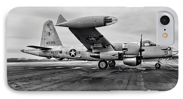 Plane - P2v-7 Neptune Aircraft Phone Case by Paul Ward