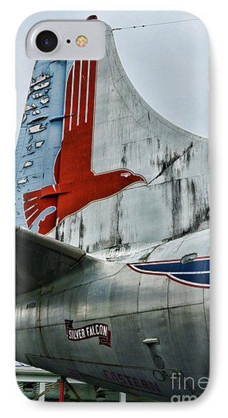 Plane Tail Wing Eastern Air Lines Phone Case by Paul Ward
