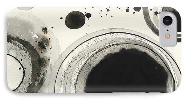 Planetary Iv IPhone Case by Shirley Novak