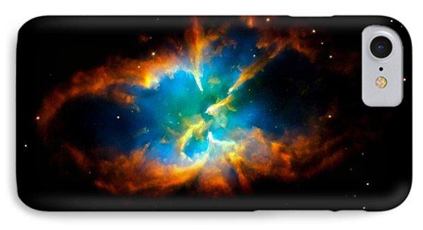 Planetary Nebula Phone Case by Amanda Struz