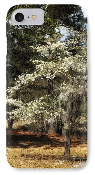 Plantation Tree Phone Case by John Rizzuto