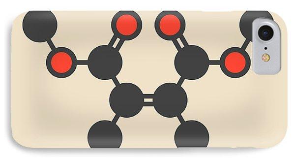 Plasticizer Molecule IPhone Case by Molekuul