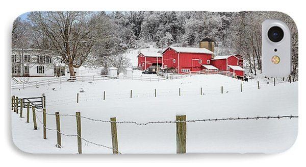 Platt Farm Phone Case by Bill Wakeley