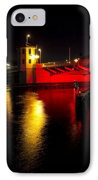 Platt Street Bridge IPhone Case