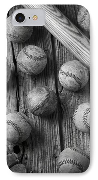 Play Ball Phone Case by Garry Gay