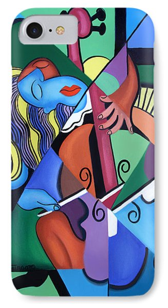 Play Me IPhone Case by Anthony Falbo