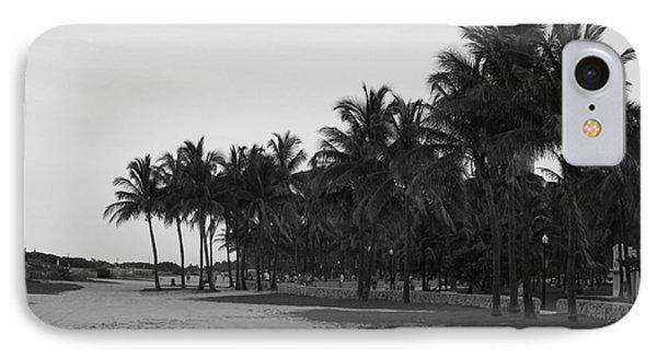 Playa Del Sur IPhone Case