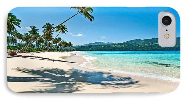 Playa Rincon IPhone Case