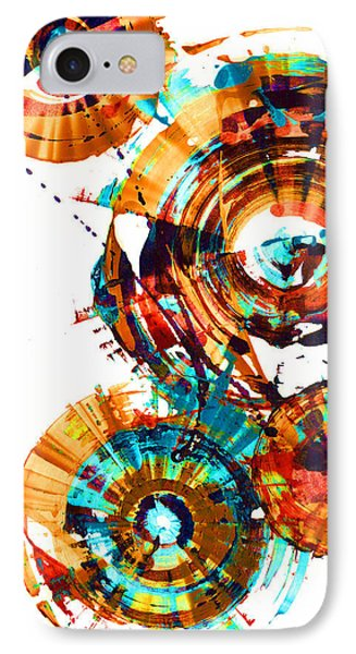Playing In The Wind 1000.042312 - Popart-3 IPhone Case