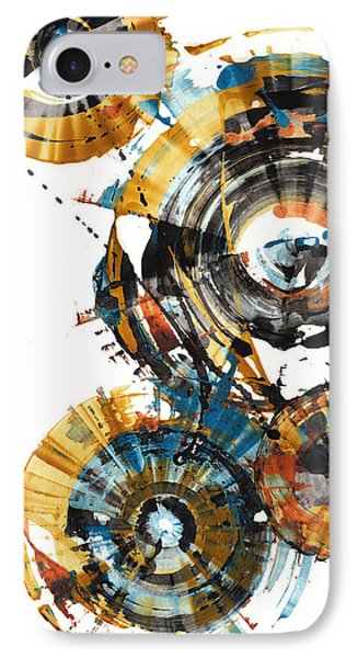 Playing In The Wind 1000.042312 IPhone Case by Kris Haas
