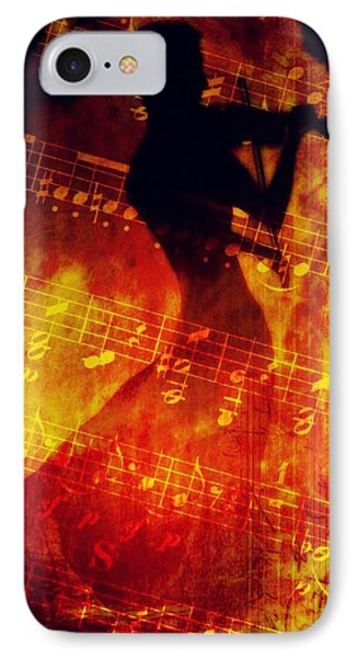 Playing Just For You IPhone Case