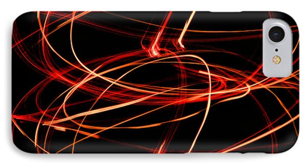 Playing With Fire 13 IPhone Case by Cheryl McClure