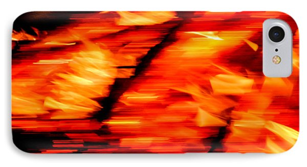 Playing With Fire 2 IPhone Case by Cheryl McClure