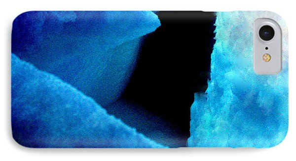 Playing With The Snow And Ice Kappl Mountain Austria  Phone Case by Colette V Hera  Guggenheim