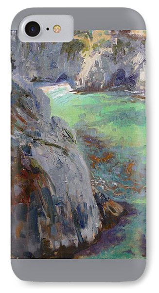Playtime At China Cove IPhone Case by Sharon Weaver