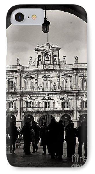Plaza Mayor Salamanca IPhone Case