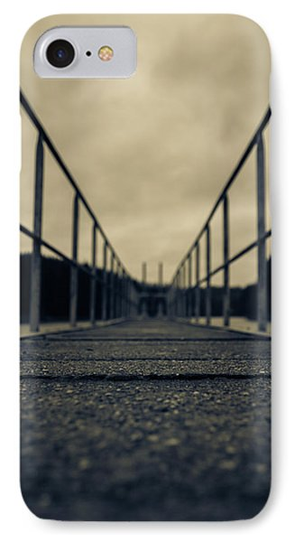 Please Do Not Stumble Phone Case by Andreas Levi