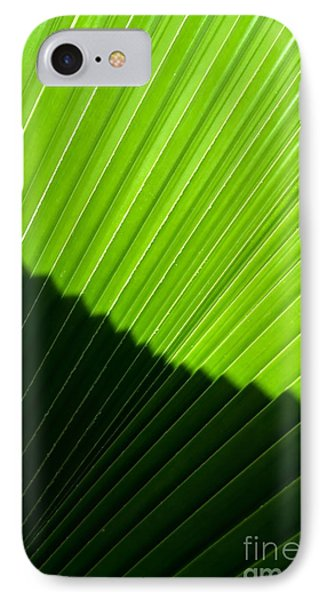 Pleats IPhone Case by Michelle Meenawong