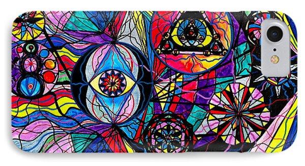 Pleiades Phone Case by Teal Eye  Print Store