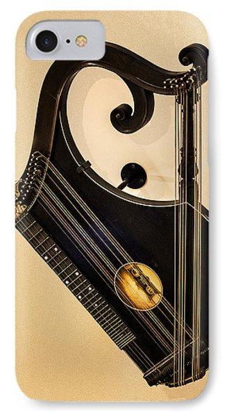 Plucked Vienna Zither IPhone Case