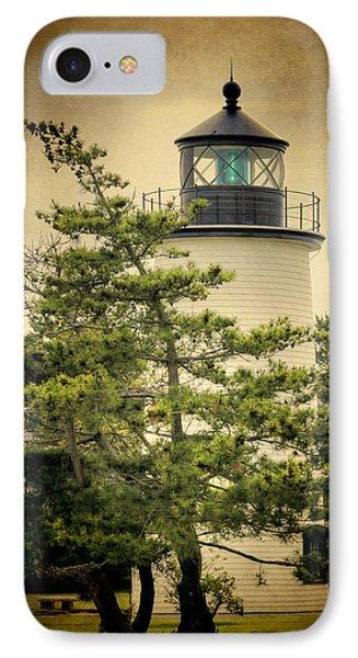 Plum Island Light IPhone Case