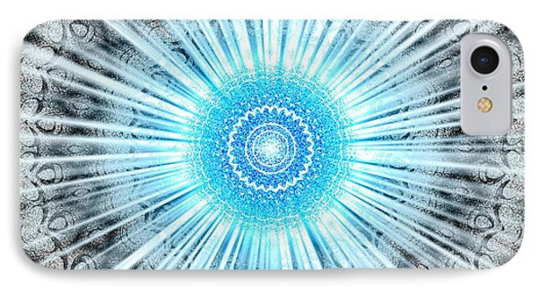 Plutonic Burst IPhone Case