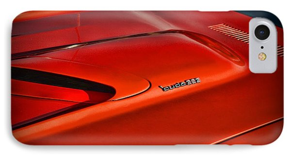Plymouth Barracuda 383 IPhone Case