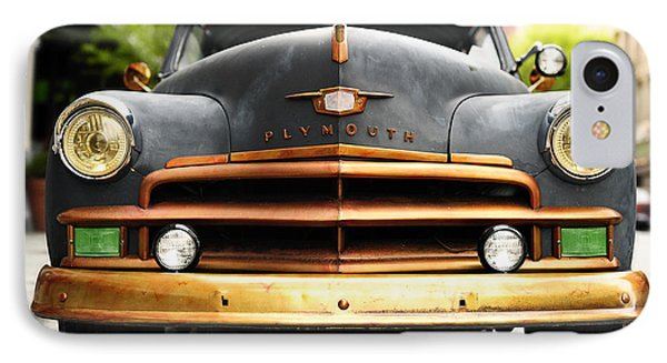 Plymouth Phone Case by Joe Longobardi
