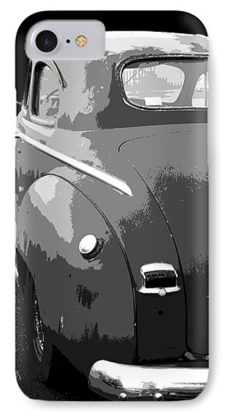 Plymouth The Car Phone Case by Ben and Raisa Gertsberg