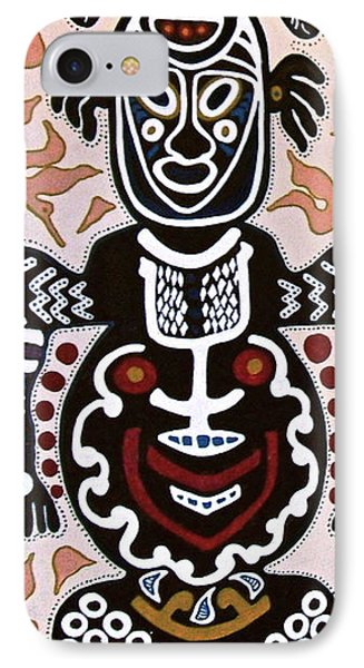 Papua New Guinea Manggi IPhone Case