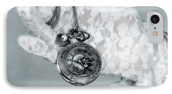 Pocket Watch Phone Case by Joana Kruse