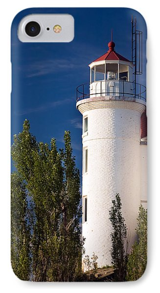 Point Betsie Lighthouse Michigan IPhone 7 Case