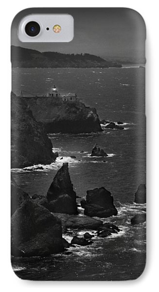 Point Bonita Light IPhone Case by Mike McGlothlen