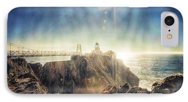Point Bonita Lighthouse - Marin Headlands 3 IPhone Case