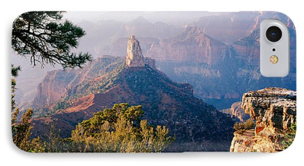 Point Imperial At Sunrise, Grand IPhone Case by Panoramic Images