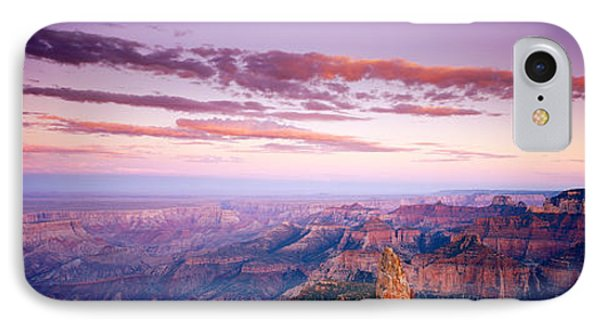 Point Imperial At Sunset, Grand Canyon IPhone Case by Panoramic Images