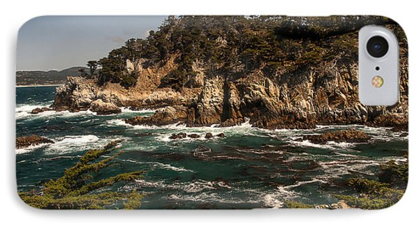 IPhone Case featuring the photograph Point Lobos by Lee Kirchhevel