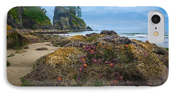 Point Of The Arches Beach IPhone Case by Inge Johnsson
