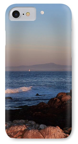 IPhone Case featuring the photograph Point Pinos At Dusk by Scott Rackers