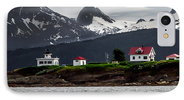 Point Retreat Phone Case by Robert Bales