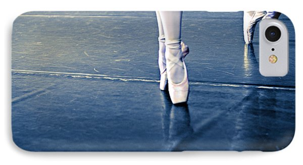 Pointe Phone Case by Laura Fasulo