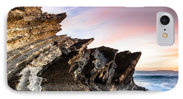 Pointing To The Sky IPhone Case by Edgar Laureano